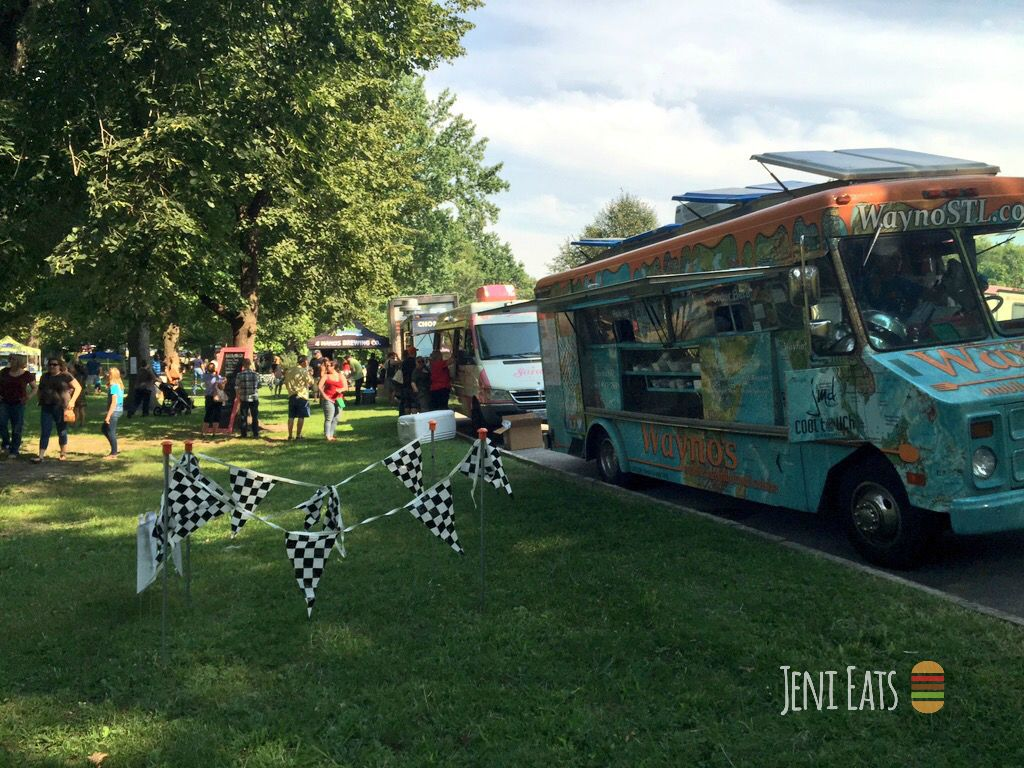Food Truck Friday Tower Grove
