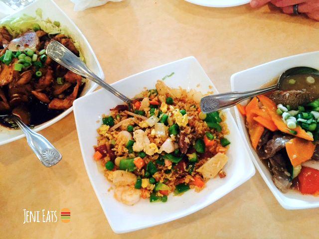 Mai Lee Birthday Meal