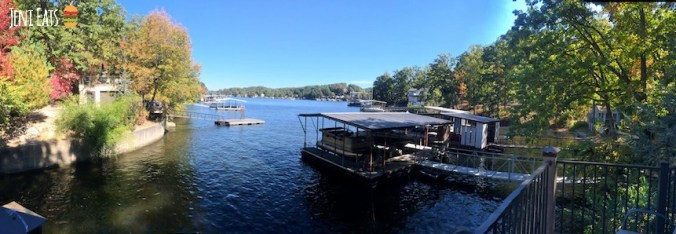 Lake panorama wm