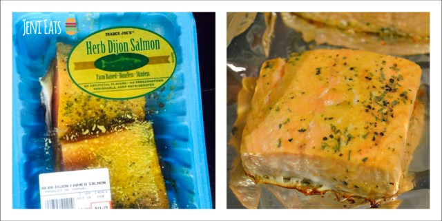 salmon Collage