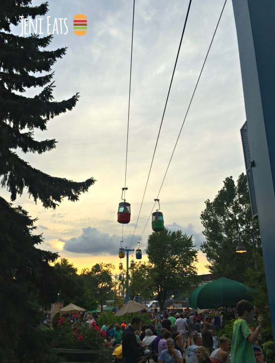 fair cable cars