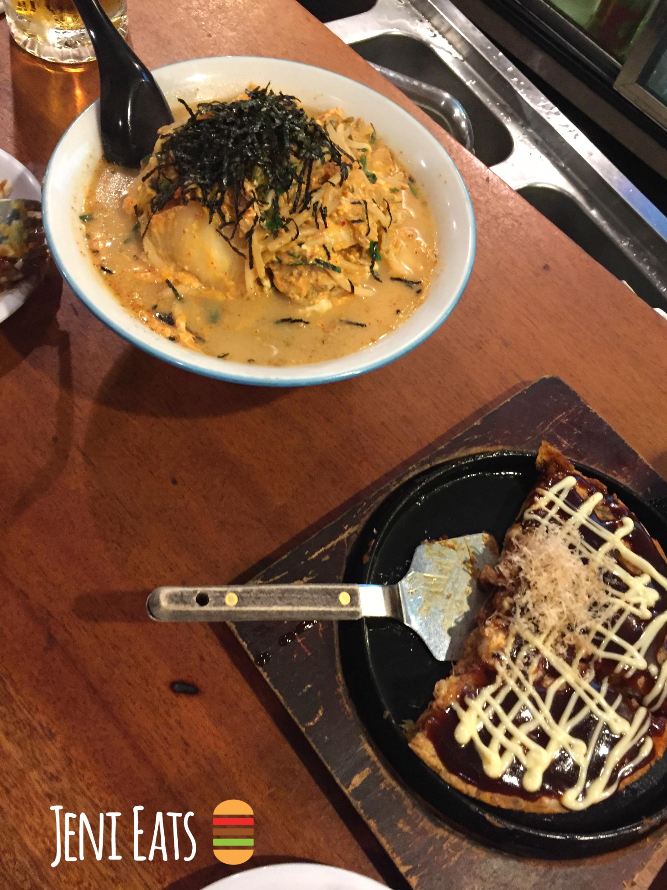 Times Square & A Hidden Sake Bar - Jeni Eats