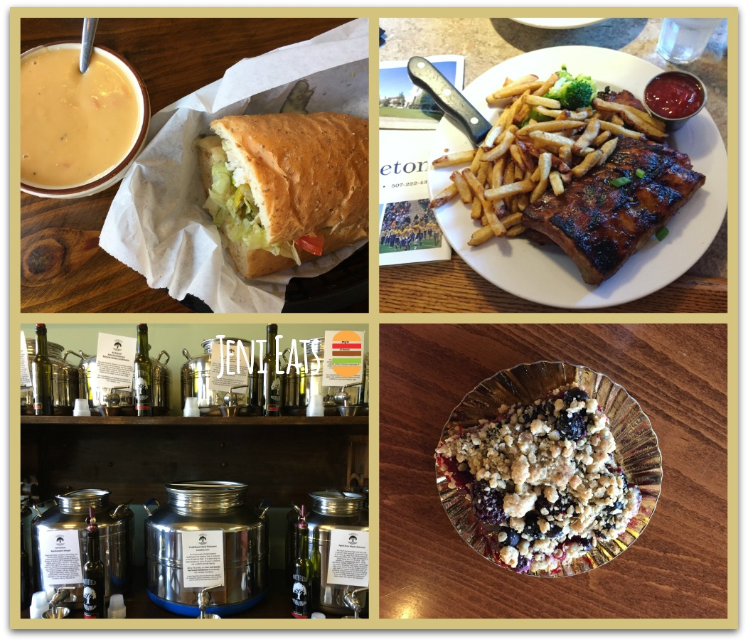 The Food Post: Northfield, Minnesota