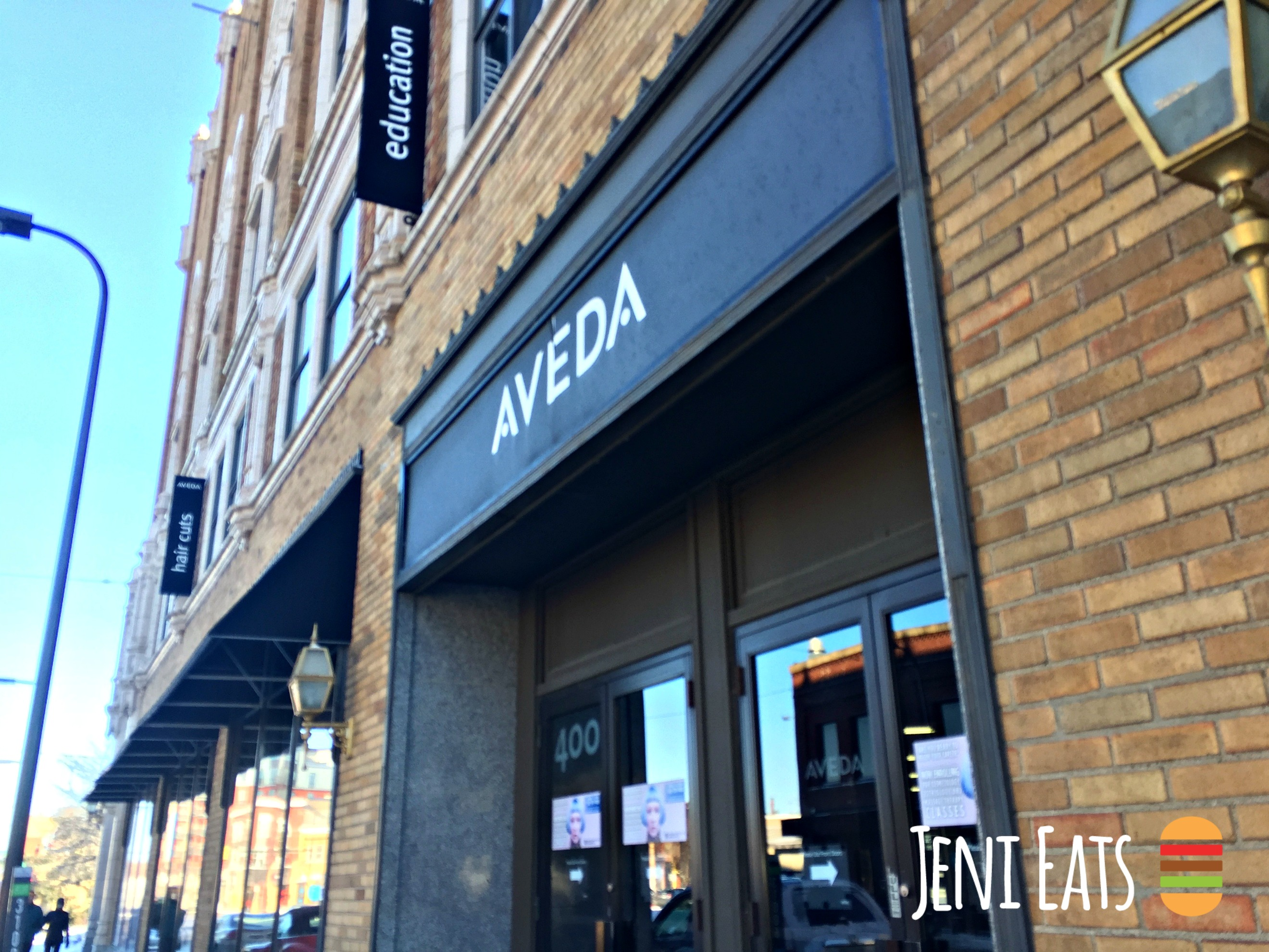 Trying Two Indoor Experiences In NE Minneapolis: Aveda Institute Spa ...