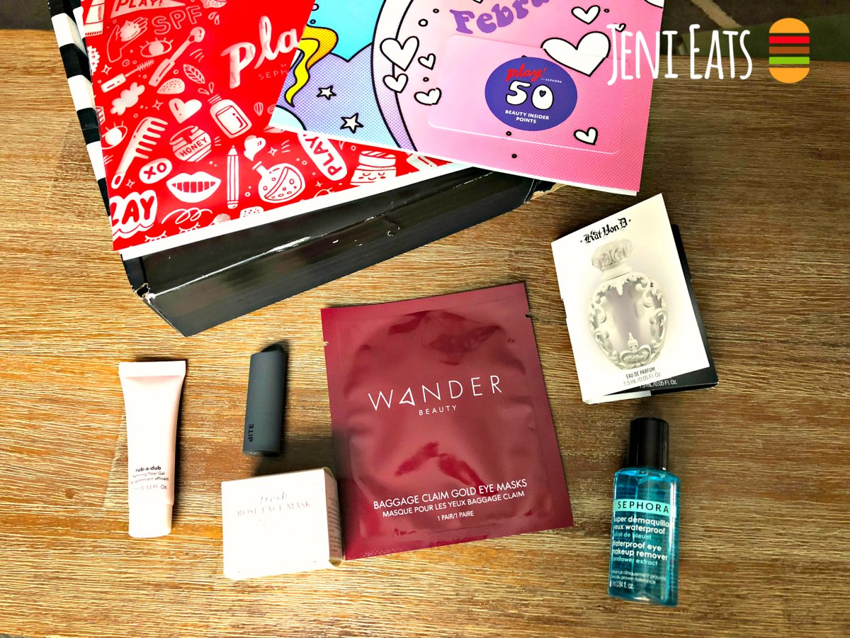 Sephora Play! February 2019 Review: Hmmmm