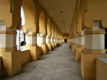 Colonnade Alba Iulia