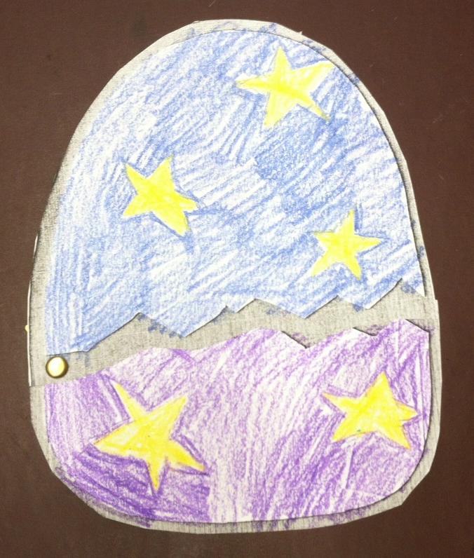 eggs  Jen in the Library