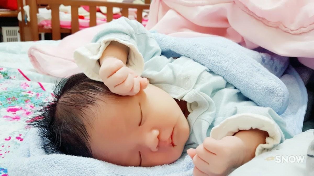 [成長日記]苳苳 1 month – 甄甄sweet life