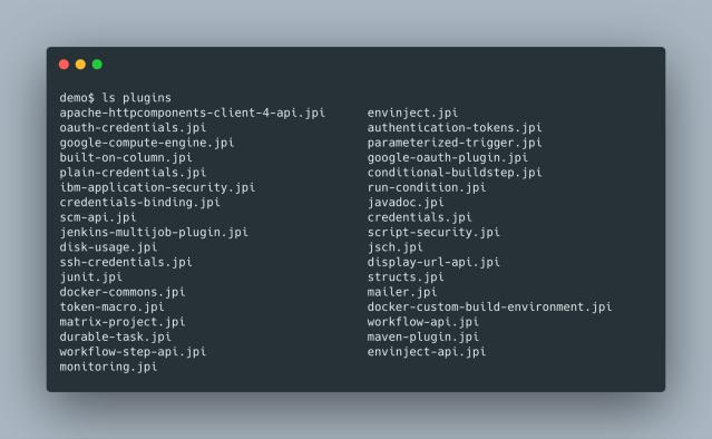Plugin Download Directory
