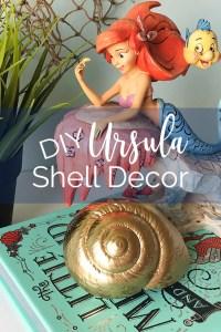 Ursula Shell Decor