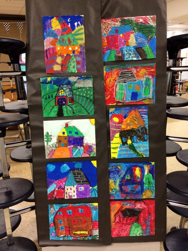 First Grade Houses
