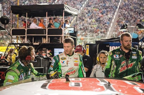 Dale Earnhardt Jr. on Charlotte, Retirement, and What's Ahead