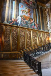 Hampton Court Palace por dentro3