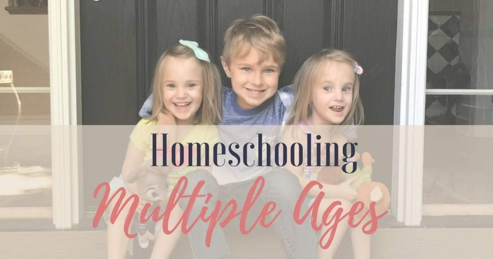 Homeschooling Multiple Ages — With Unit Studies
