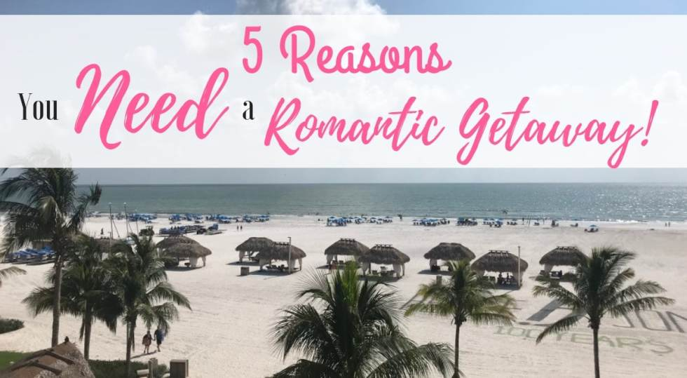After 21 years of marriage, I treasure romantic getaways! Here are 5 Reasons Romantic Getaways should be a Top Priority for you and your marriage!