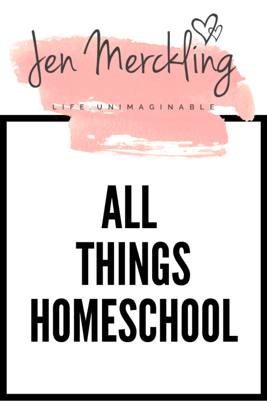 Homeschool Resource Page