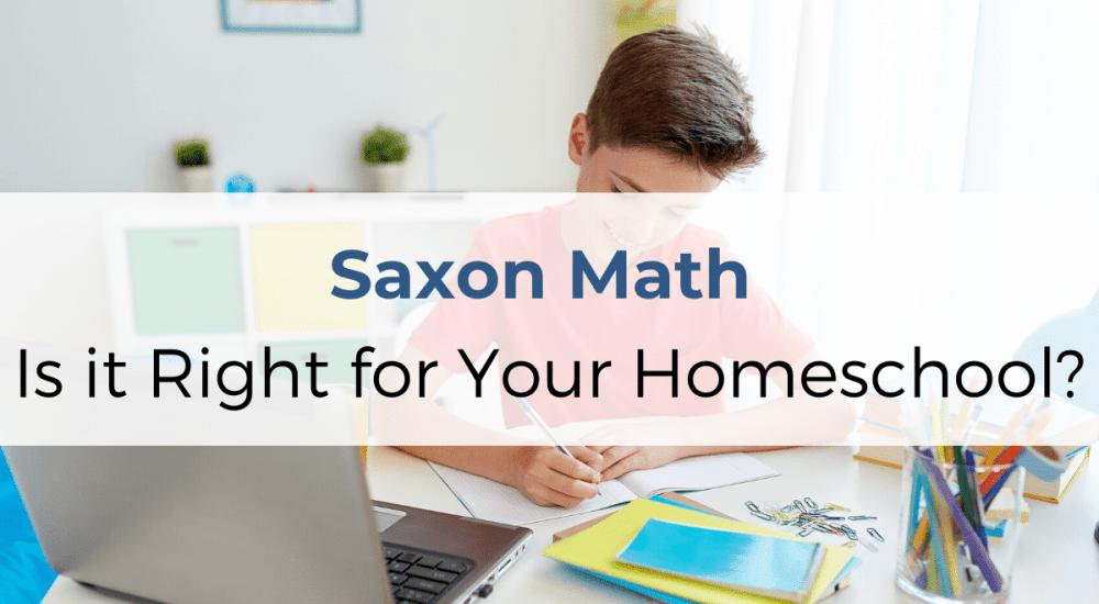 medium resolution of Is Saxon Math Right for Your Homeschool?   Jen Merckling
