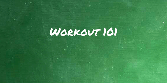 PAGEWorkout 101AfternoonsStarting in October