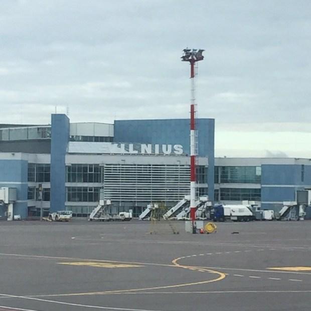 Vilnius Oro Uostas.