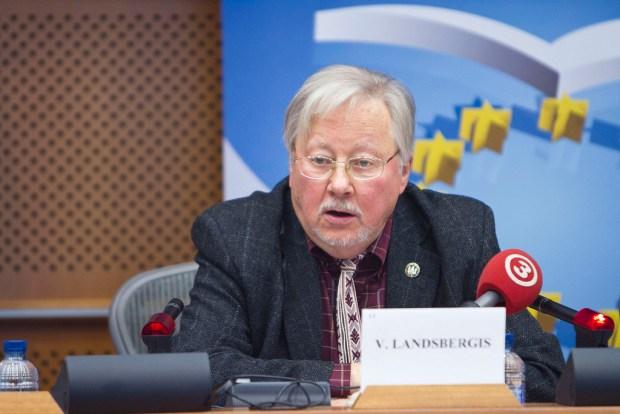 Vytautas Landsbergis Epp Group