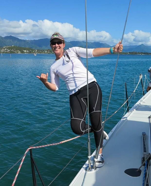 jenn virskus sailing hawaii