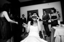 Capilano Golf Club Wedding