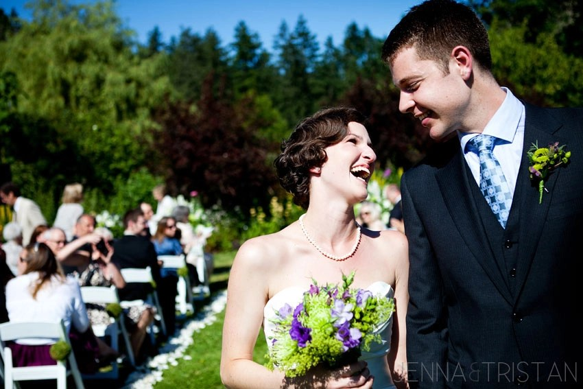 Stowel Lake Farm Wedding
