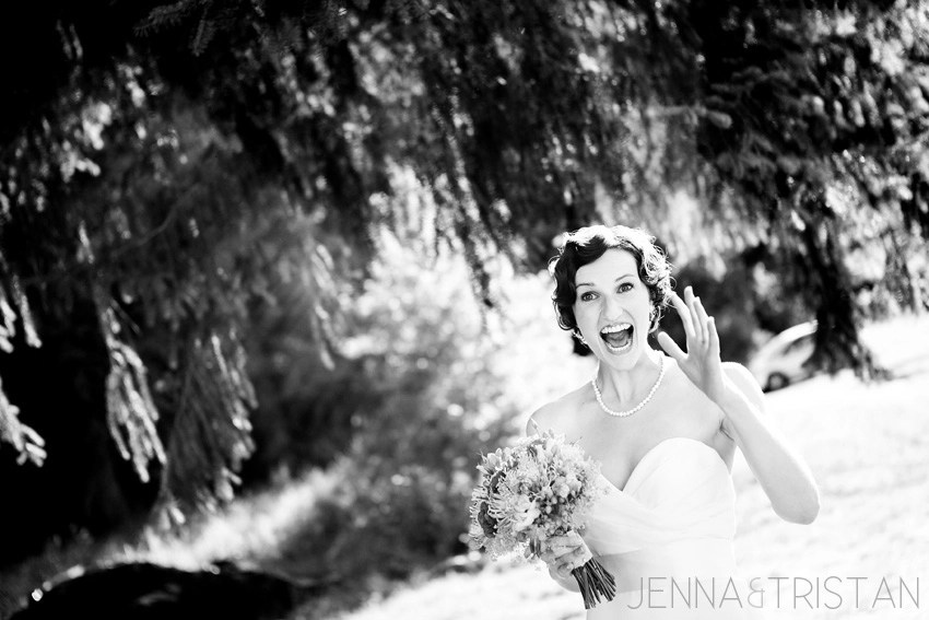 Salt Spring Island Wedding
