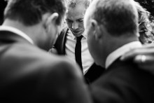 Weddings And Families Monochrome Style