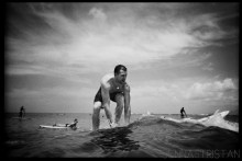 Surfing Waikiki Beach Wedding