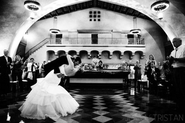 First Dance Union Station La