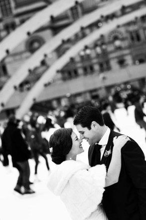 Toronto Winter Wedding Pictures