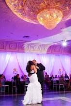Toronto Winter Wedding Reception