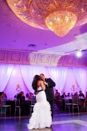 Toronto Winter Wedding Reception