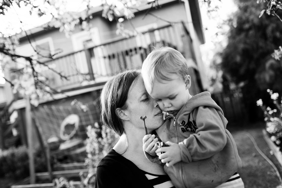 Victoria Bc Documentary Family Photography