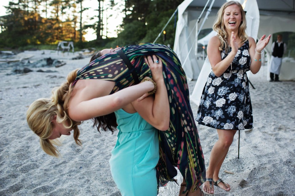 Wickaninnish Inn Wedding In Tofino With Katie Scott