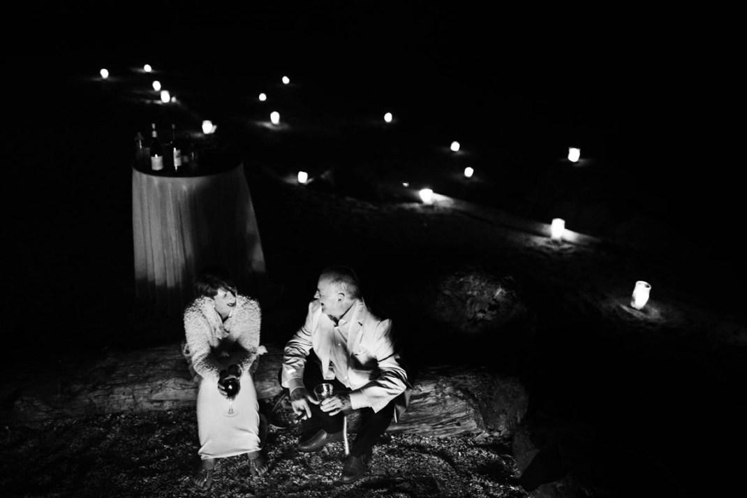 Wickaninnish Inn Wedding In Tofino With Katie Scott