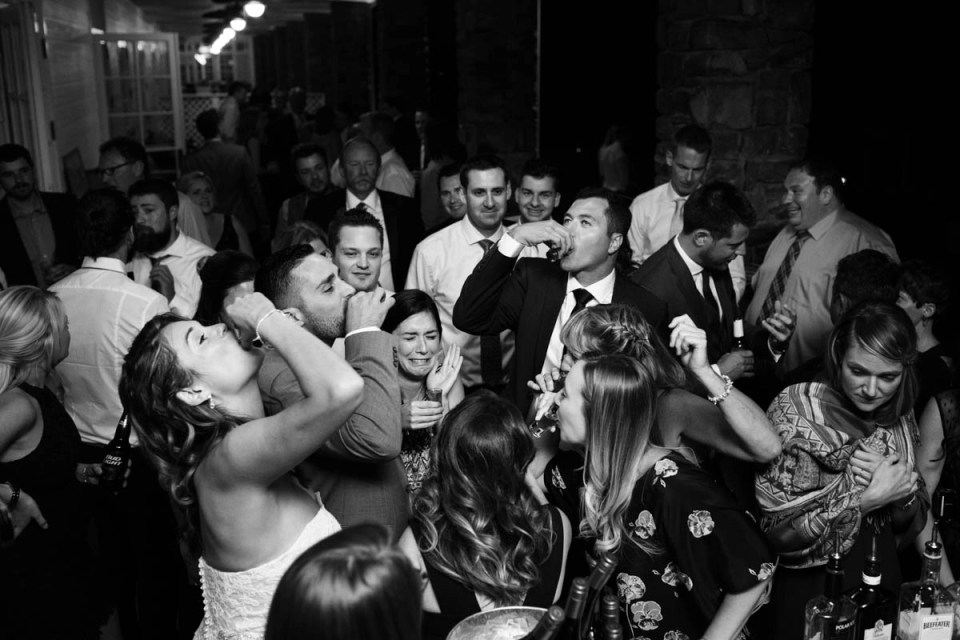 Ridiculously Fun Wedding At Windermere House In Muskoka Ontario