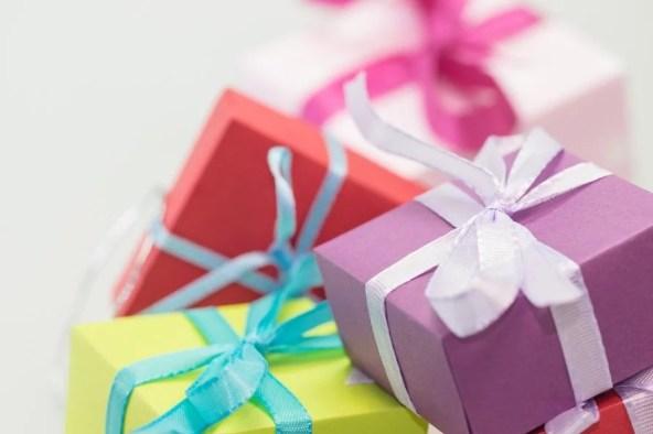 recevoir les cadeaux de la vie