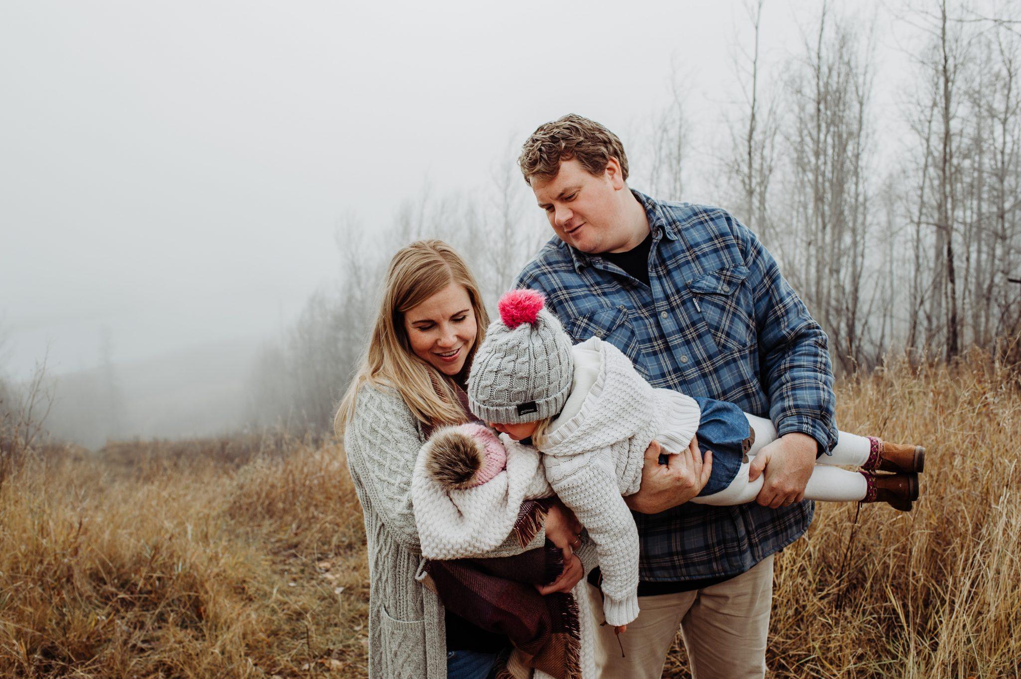 Baby Benner {Newborn Lifestyle}-Fort McMurray, AB