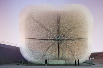 Thomas Heatherwick seed cathedral