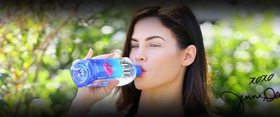 Fiji Water Photoshoot