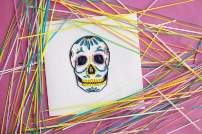 2014 Sugar skull design