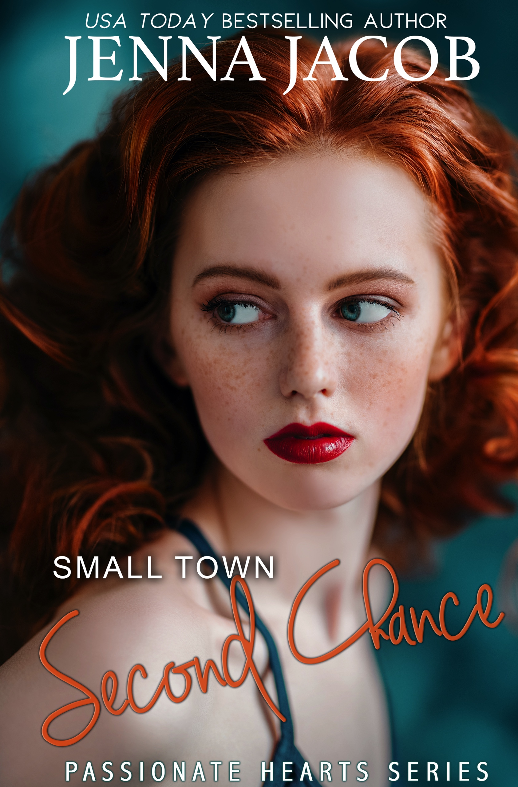 Small Town Second Chance
