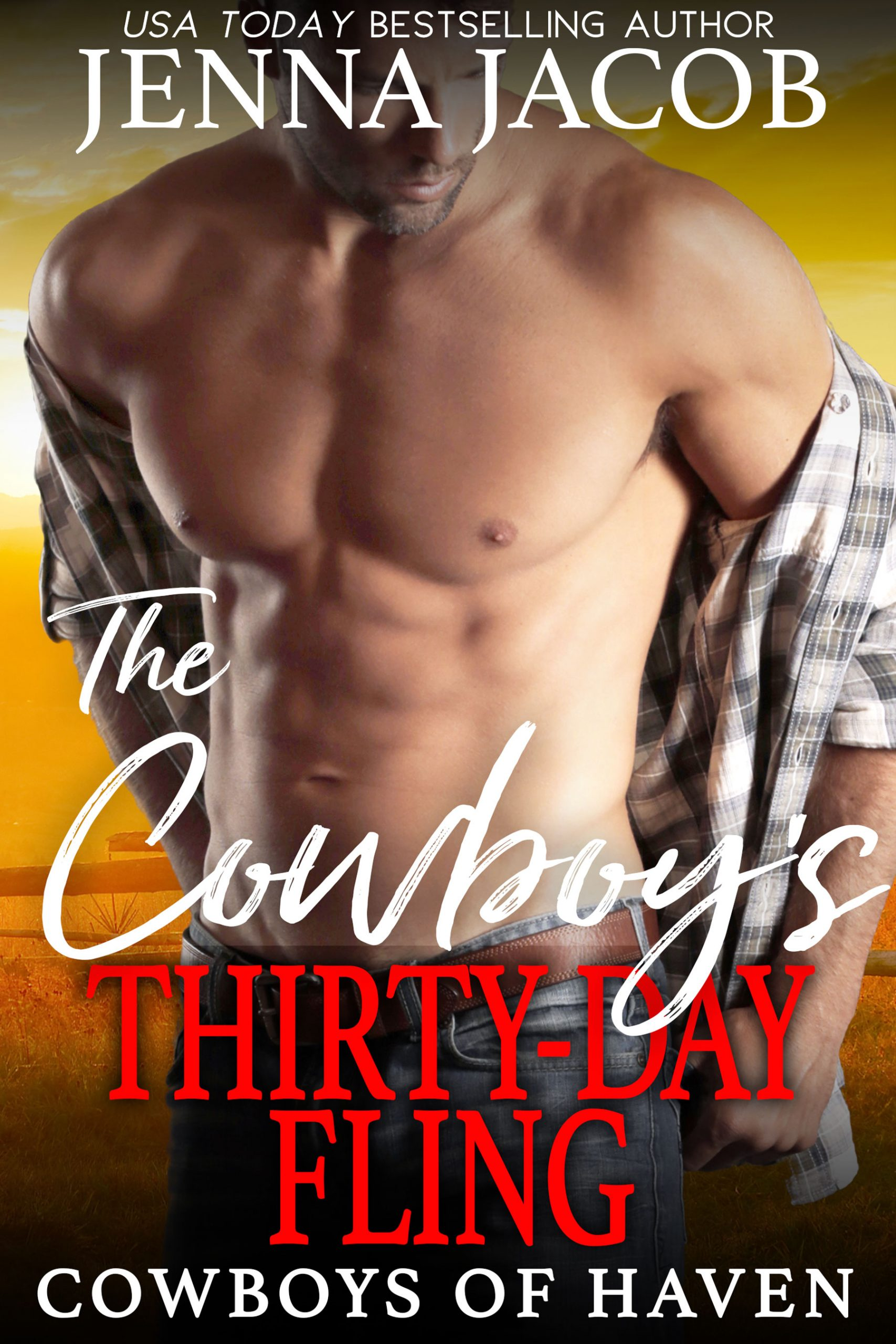 The Cowboy's Thirty-Day Fling