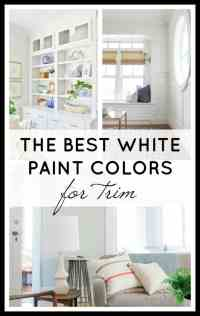 Best White Paint For Ceilings And Trim - Ceiling Design Ideas