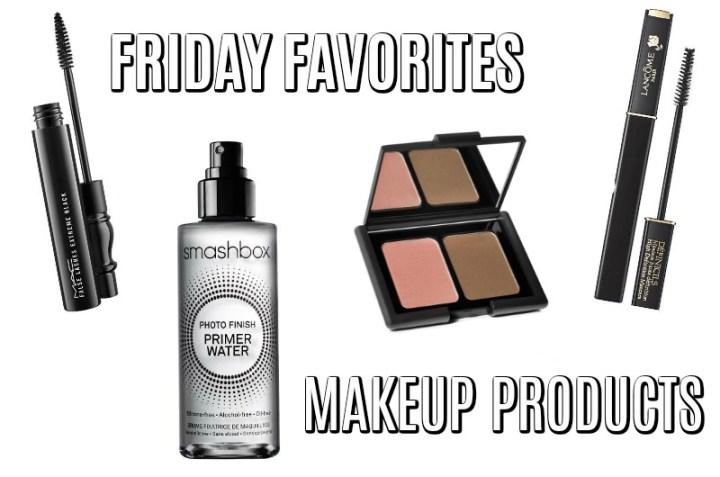 Friday Favorites | Makeup