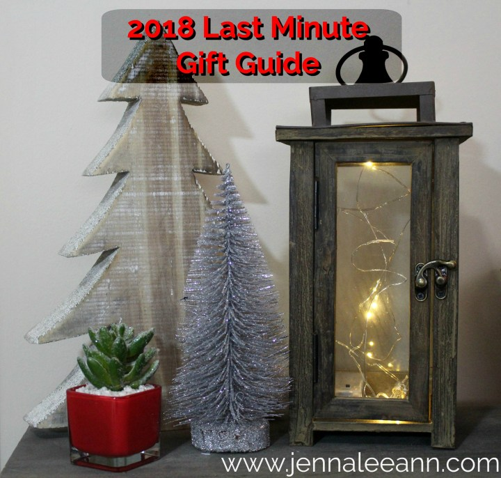 Last Minute Gifts That Don't Look Last Minute | 2018