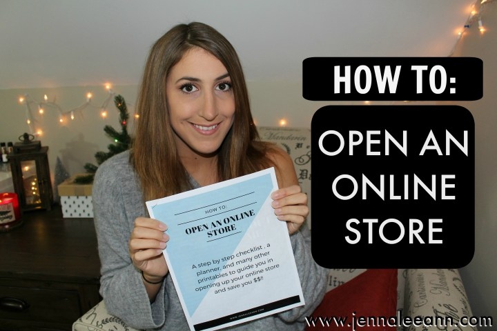 How To: Open An Online Store [ VIDEO SERIES ]