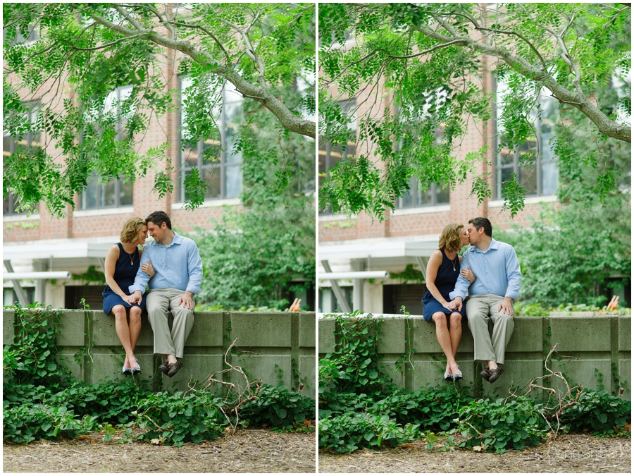 Emily + Dan Engagement